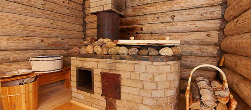 Как построить кирпичную печь для бани – проекты, материалы и порядовка
